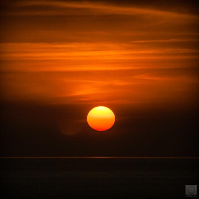 Manila Bay Sunset | 01242013
