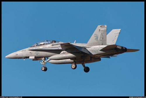 F/A-18D Hornet - 163472 / 403 - VFA-106 - US Navy | by evansaviography