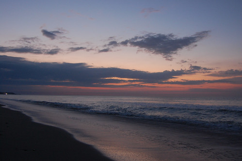 Sunset in Zorritos, Tumbes, Peru   by blueskylimit