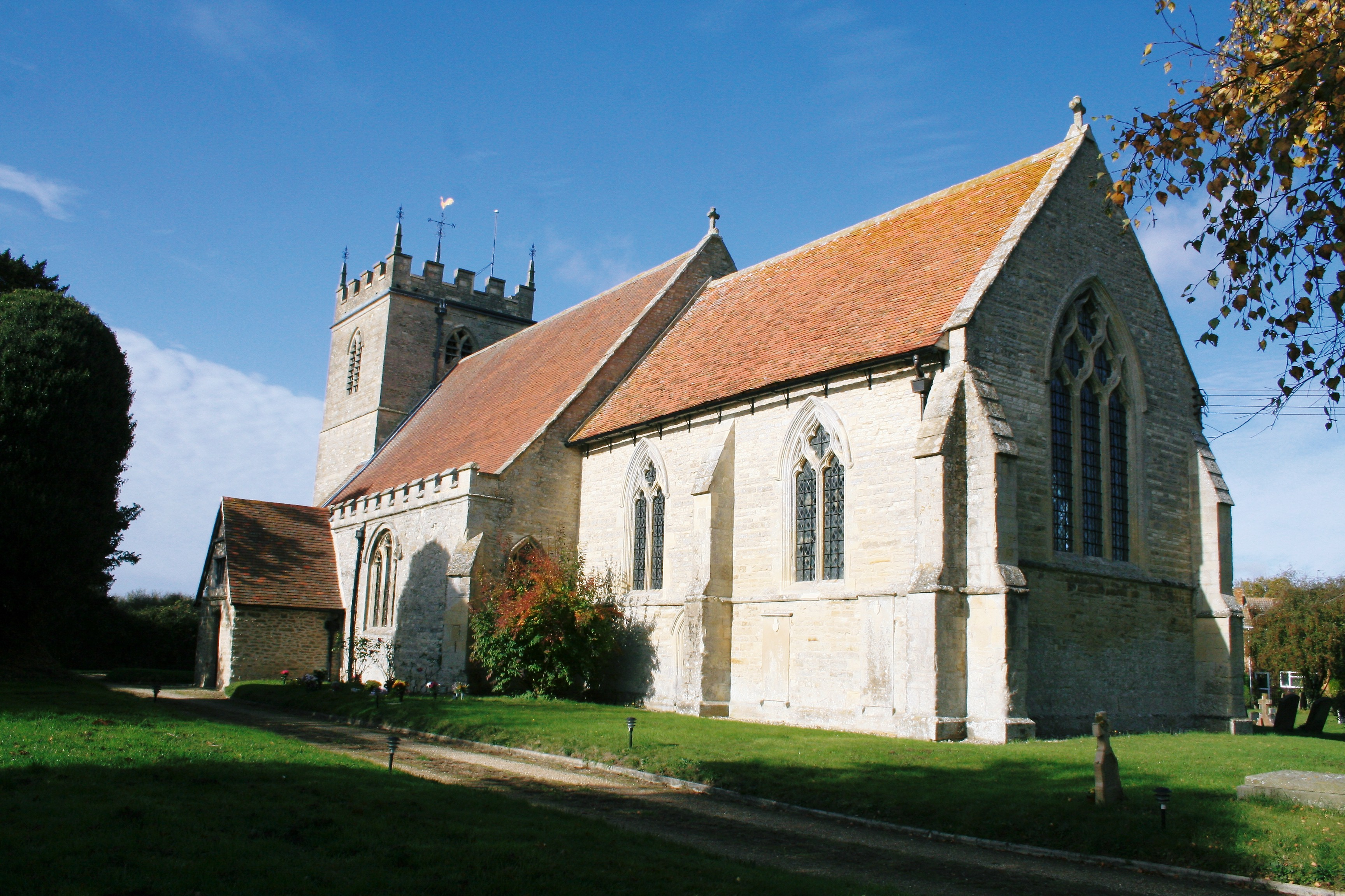 Oxfordshire, CHALGROVE, St Mary the Virgin