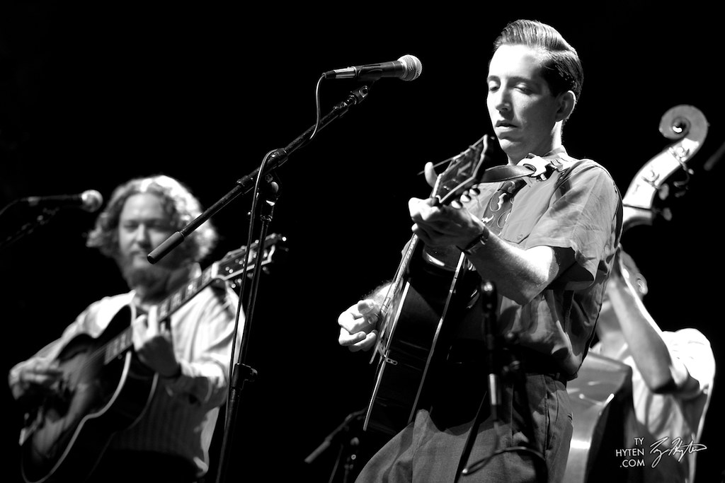 Pokey Lafarge And The South City Three Pokey Lafarge And T Flickr