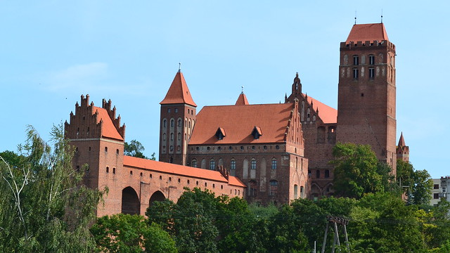 The Castle of Kwidzyn (Poland)