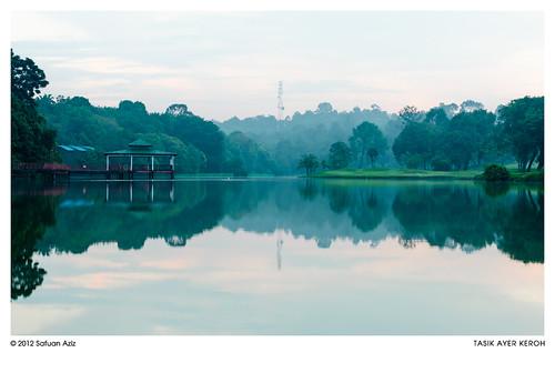 lake landscape zoo nikon malaysia nikkor melaka malacca tasik golfclub ayerkeroh d7000 50mm18g