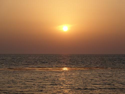 Red Sea Sunset 3   by NTShieldsy