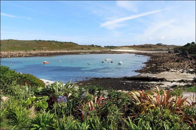 St Agnes Harbour