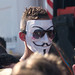 Guy Fawkes Anonymous mask by yago1.com