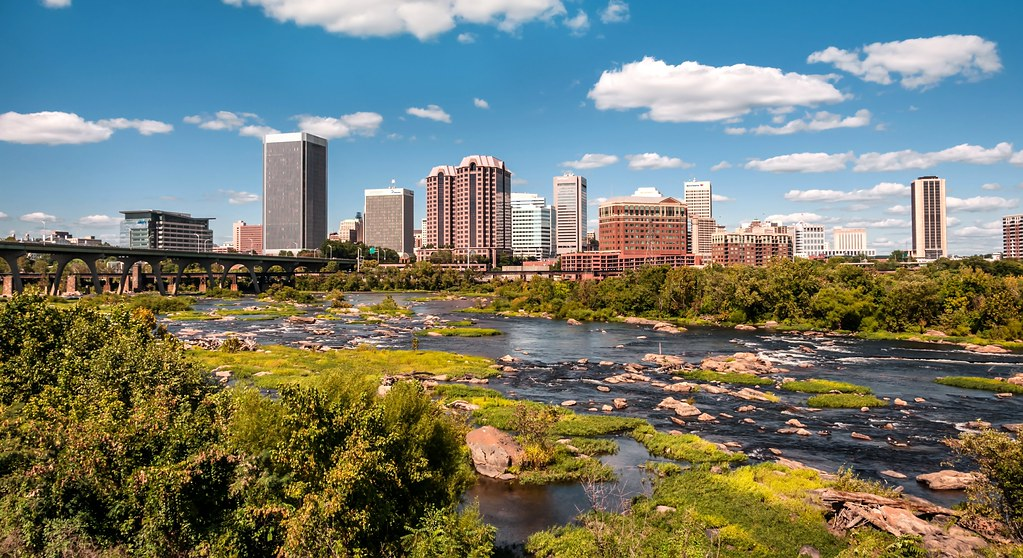 City Of Richmond Va >> Richmond Virginia River City Richmond Virginia On The Ri