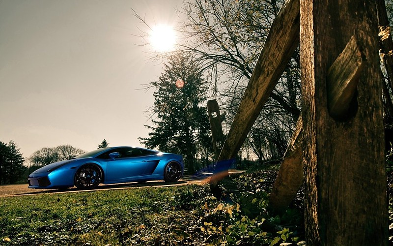 Lamborghini Gallardo2