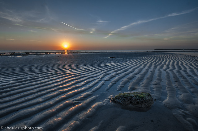 Anjefa Beach Sunrise