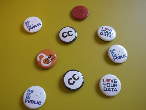 Creative Commons, Open Access, Open Research, Open Video Badges | by Daniel Villar-Onrubia