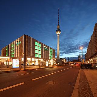 Alexanderplatz Bank