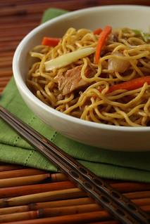 Pork Yakisoba | by Michael Beyer Photography