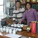 Mme Nian et son mari M. Gao