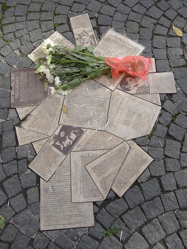 White Rose Movement Public Memorial - Ludwig-Maximilians-Universitat - Munich - Germany - 02 | by Adam Jones, Ph.D. - Global Photo Archive