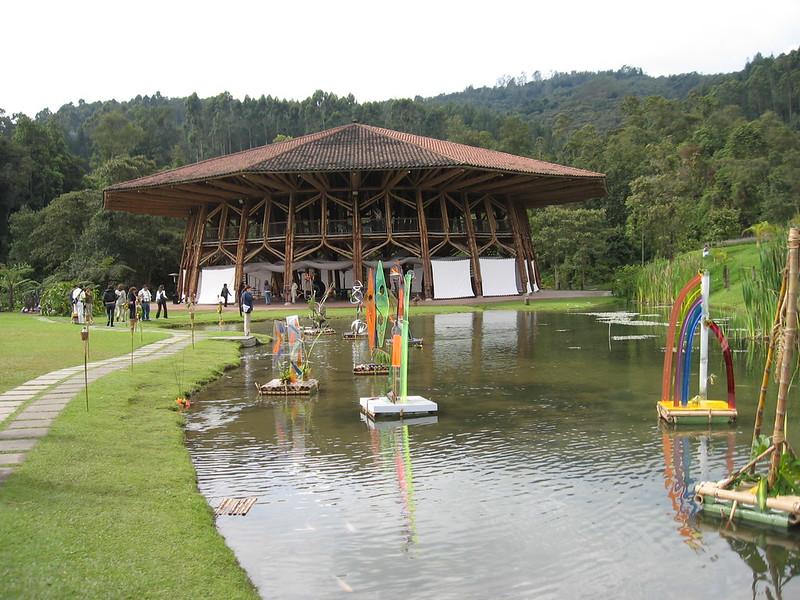Fotos alphredob3. Centro del pensamiento, Manizales, Colombia.