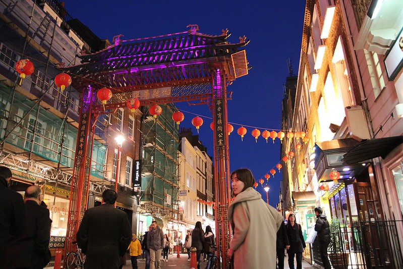 Soho - Chinatown - London