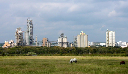 Cemex Cement Plant, New Braunfels, TX   by Kumar Appaiah