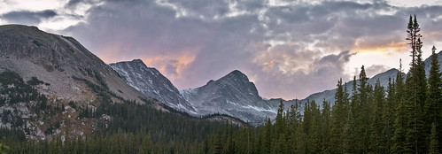 colorado larrydarnell californialandscapeart sunset mountains rockymountains clouds panorama landscape landscapeart outside nature