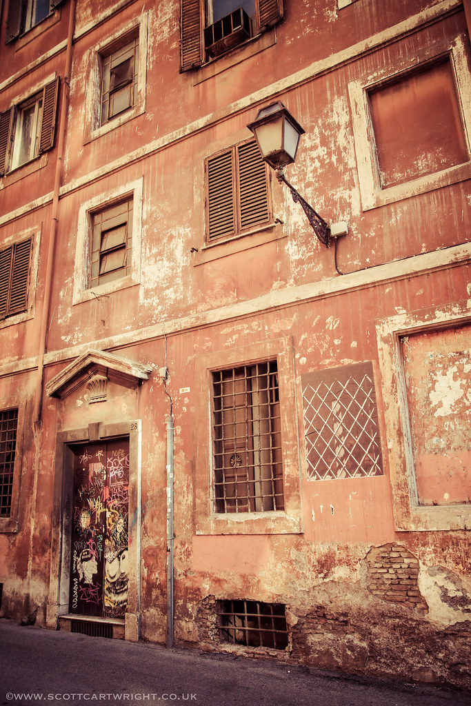 Grungy Building