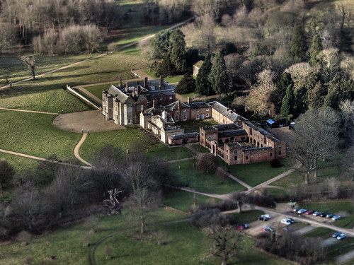 Felbrigg Hall Aerial | by John D Fielding