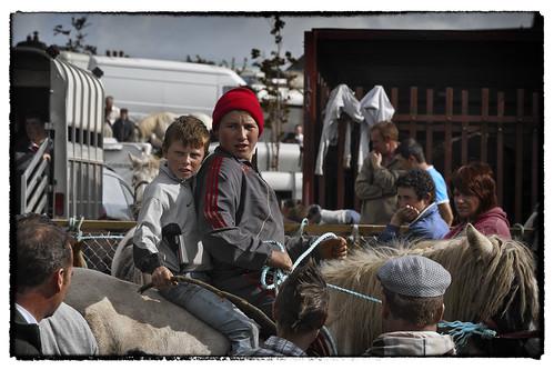 street portrait horse boys candid fair jockey mates ballinasloe fullard frankfullard