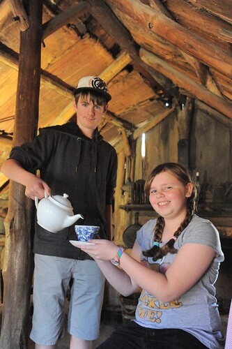Time for tea | by Sovereign Hill Education