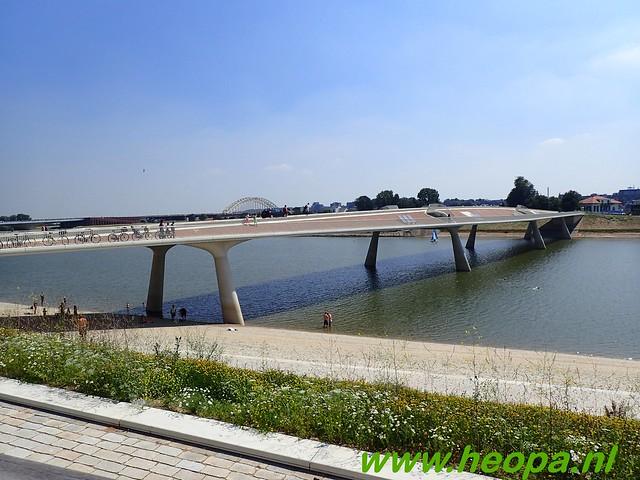 2016-07-19   1e dag Nijmegen    40 Km (125)