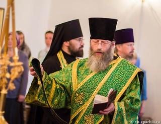 Всенощное бдение в Антониевом монастыре 60