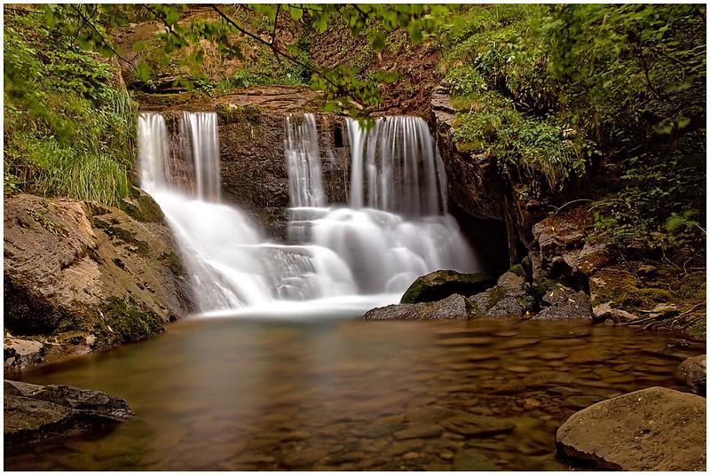 Cascada barranco de Samán / Waterfall Samán ravine
