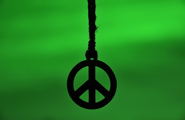 'Yes to peace'