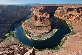 Horseshoe Bend | by Paxson Woelber