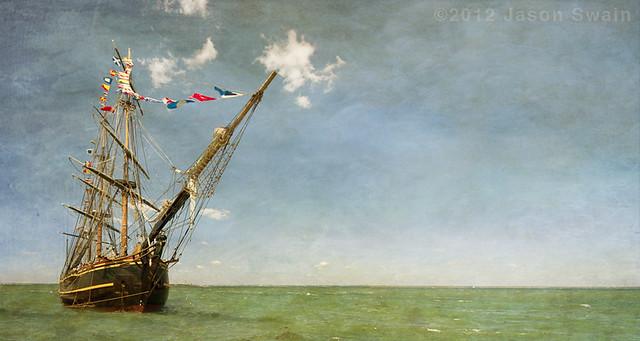 HMS Bounty in better days
