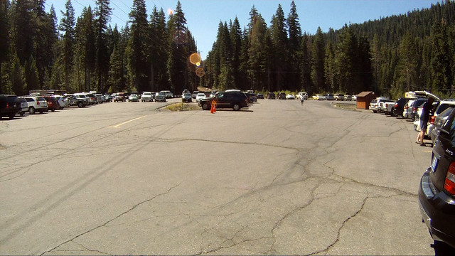 120809 00122 Truckee river rafting parking lot