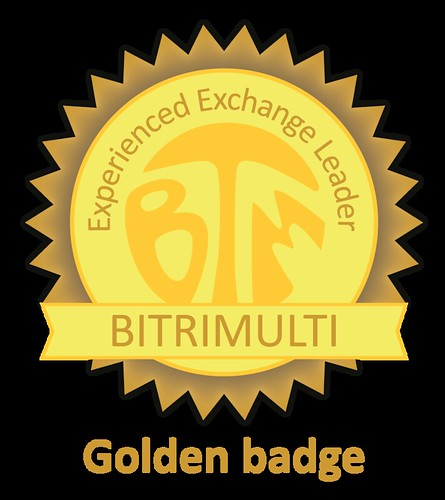 Golden Badge Named | by nercas