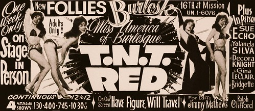 TNT RED 1960s | by 1950sUnlimited