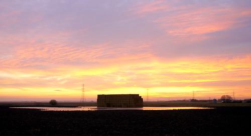sunrise fenland
