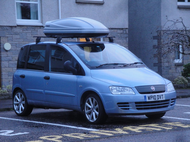 2010 Fiat Multipla