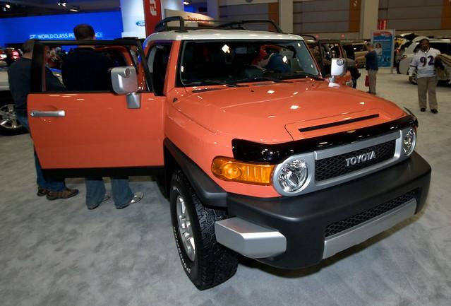 2013 Washington Auto Show - Upper Concourse - Toyota 6