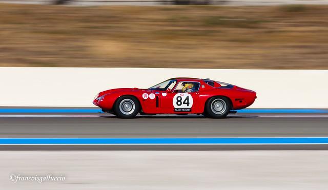ISO A3C 1965 châssis B 0222- Francioni Alberto (SUI) / Barth Freddy (SUI)
