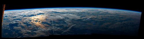 Good Morning from the International Space Station | by NASA's Marshall Space Flight Center