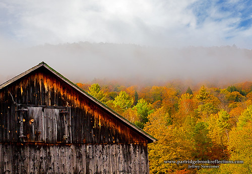 autumn fall vermont jamaca mistonthehill