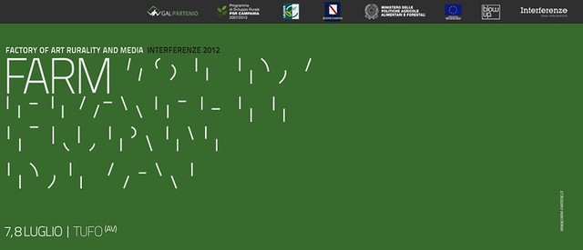 Interferenze Festival 2012 FARM #portobeseno