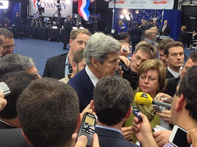 WRHU Debate 2012 coverage