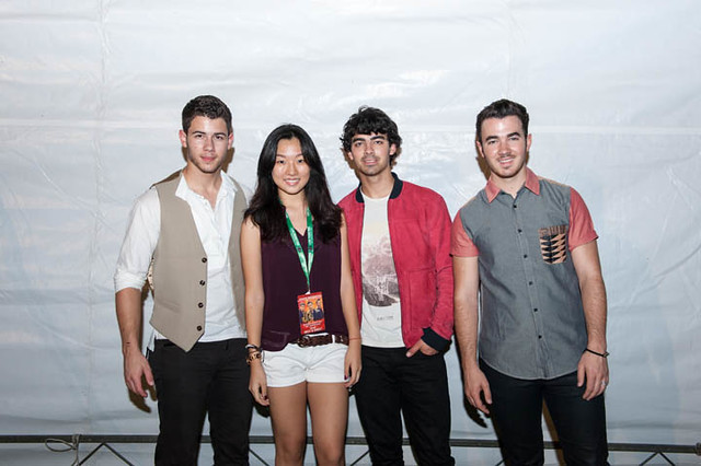 Jonas Brothers Meet & Greet 35