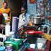 Tea Stall - Delhi, India by Maciej Dakowicz