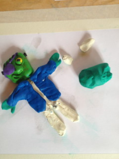 THE OLD TOWN HALL ANIMATION WORKSHOP PUPPETS 2
