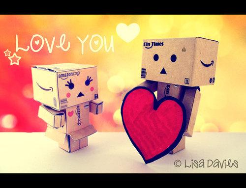 Boneka Danbo Cinta Foto Wallpaper Munaw Nyaw Flickr
