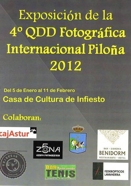 Exposicion QDD Fotografica Internacional Piloña 2012
