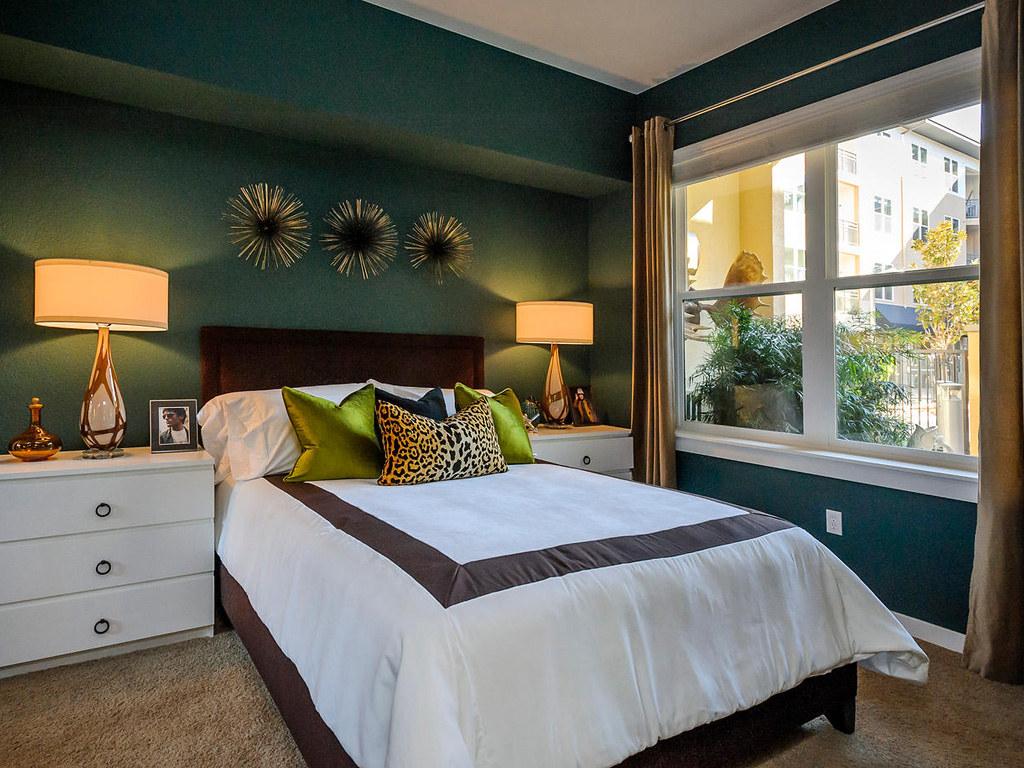 Farallon • Plan F: Bedroom