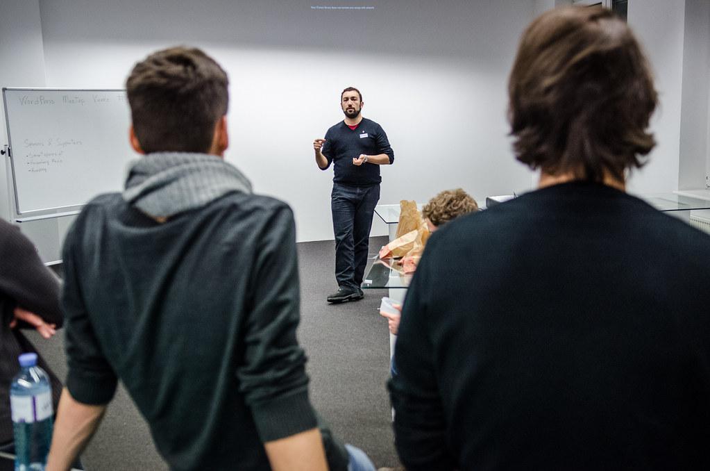 WordPress Vienna Meetup #1